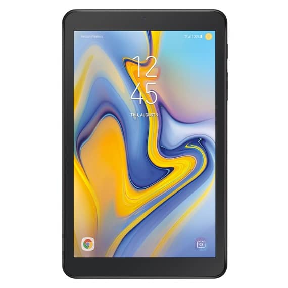 This is a Samsung Galaxy Tab A 8.0