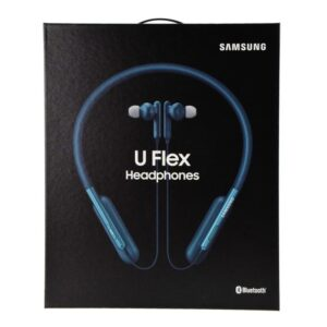 This is a Samsung U-Flex Earphones